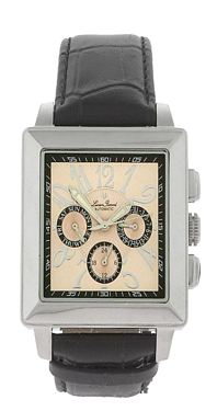 Lucien Piccard Men's Watch - Lucien Piccard Mens Automatic Chronograph Watch